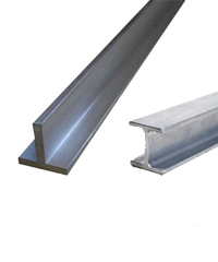 T-Bar & I-Beam Rails