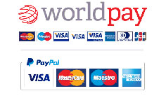 We except PaypPal & Credit card payment  on - PayPal